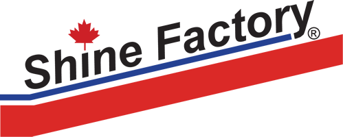 The Shine Factory logo