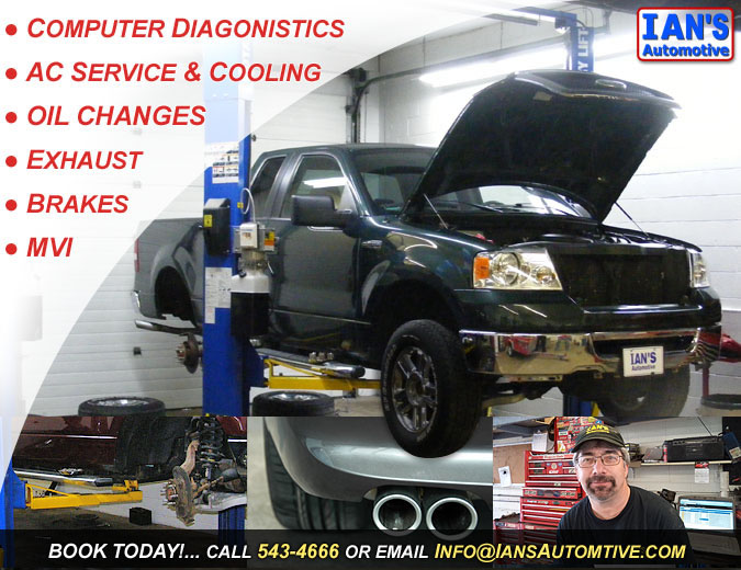 Ian's Automotive Service Center